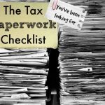 Randall Hancock's Tax Paperwork Checklist
