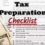 Randall M. Hancock CPA, PC's 2017 Tax Preparation Checklist