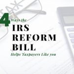 Four Ways the IRS Reform Bill Helps Birmingham Taxpayers Like You (and Me)