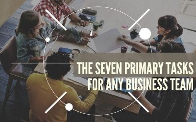 The Seven Primary Tasks For Any Birmingham Business Team